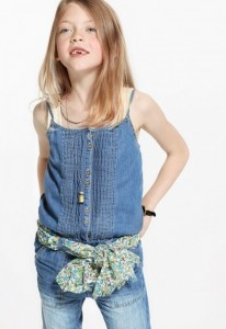 Children dress Fashion