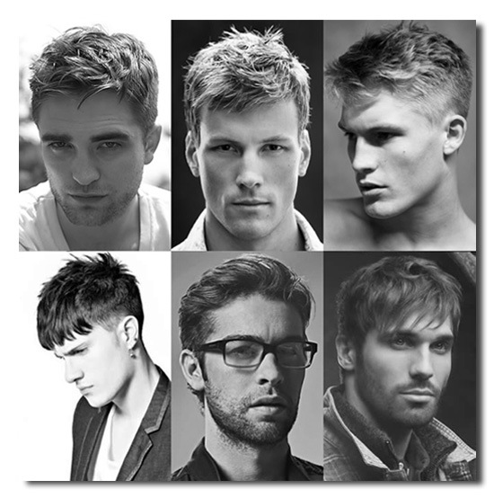 Men Hairstyle Trend 2014