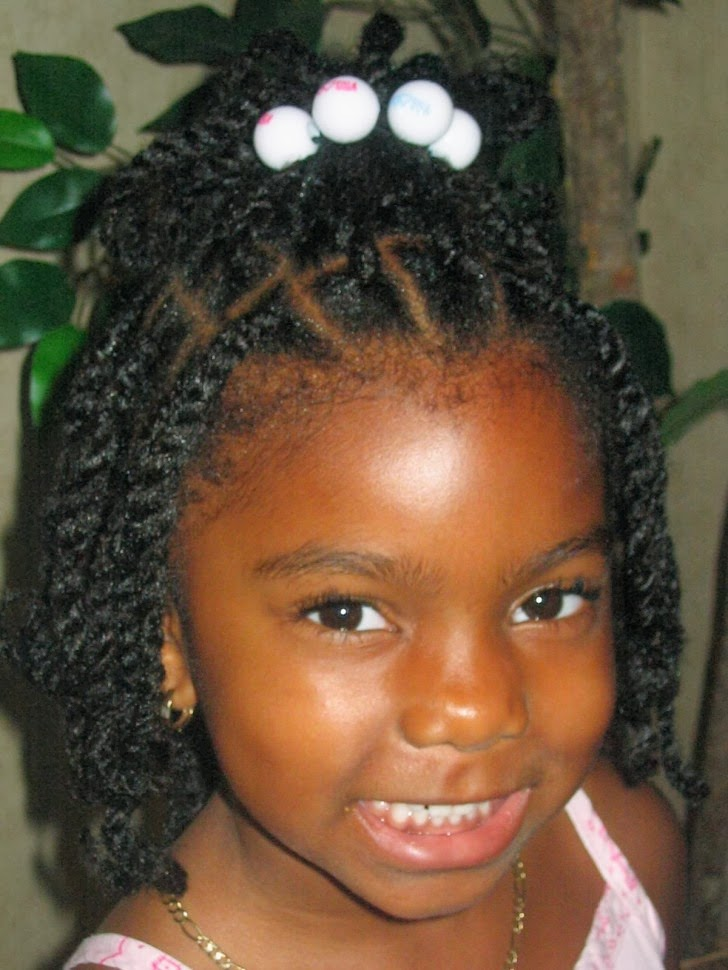 Astounding Top Black Little Girls Hairstyles Heey Fashion Style Short Hairstyles For Black Women Fulllsitofus