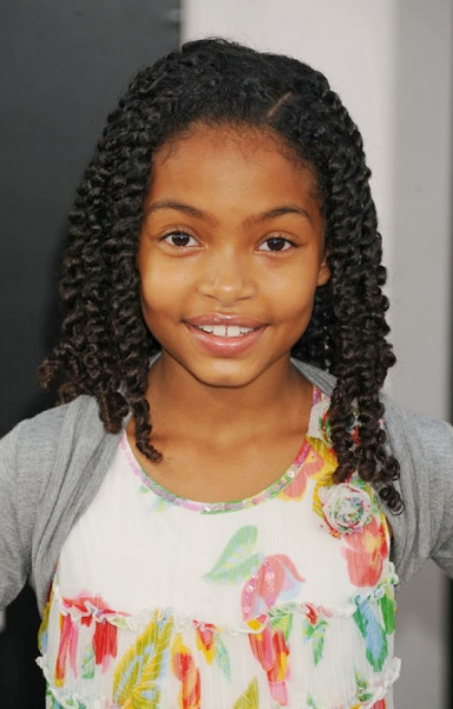 Surprising Top Black Little Girls Hairstyles Heey Fashion Style Hairstyle Inspiration Daily Dogsangcom