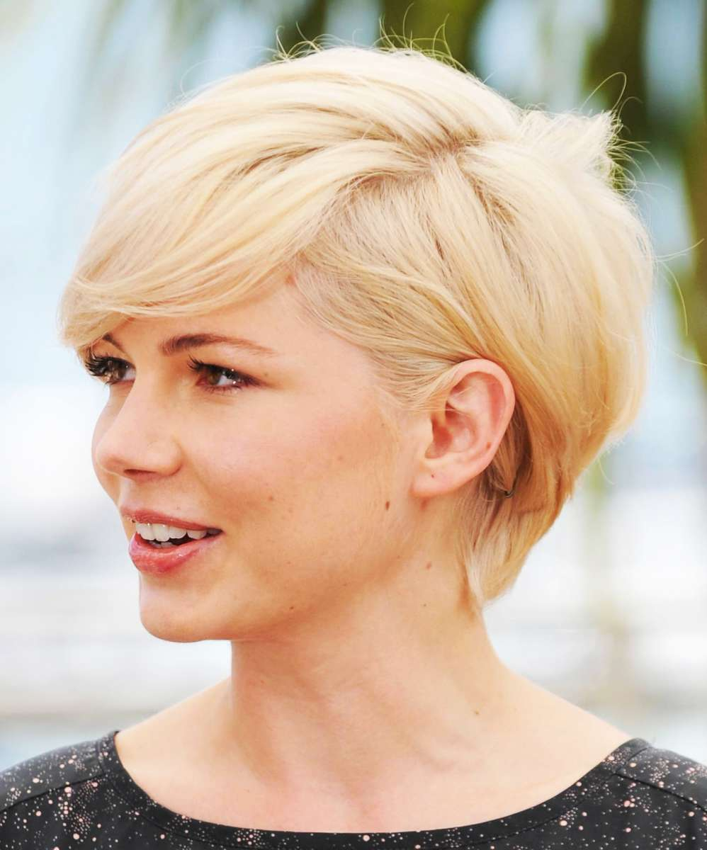 Magnificent Best Short Hairstyle For Round Face Ideas Heey Fashion Style Short Hairstyles For Black Women Fulllsitofus