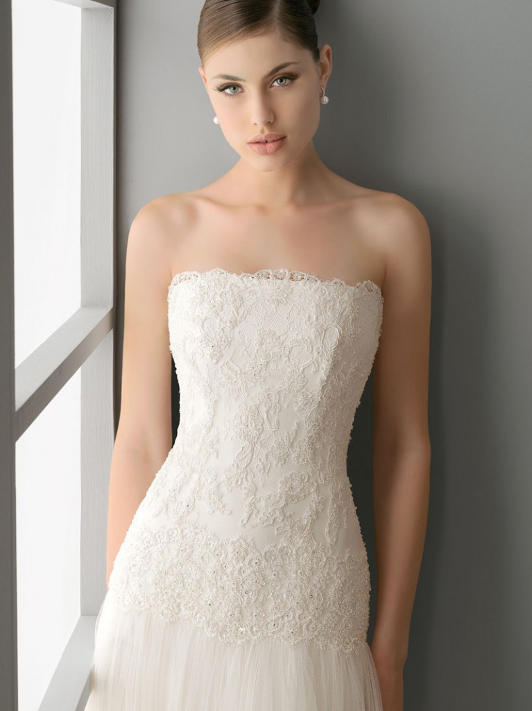 Beautiful Simple Wedding Dresses
