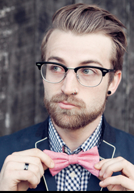 Best Stylish Hipster Hairstyles For Men Best Hairstyle For Every One - Mens hairstyle with glasses