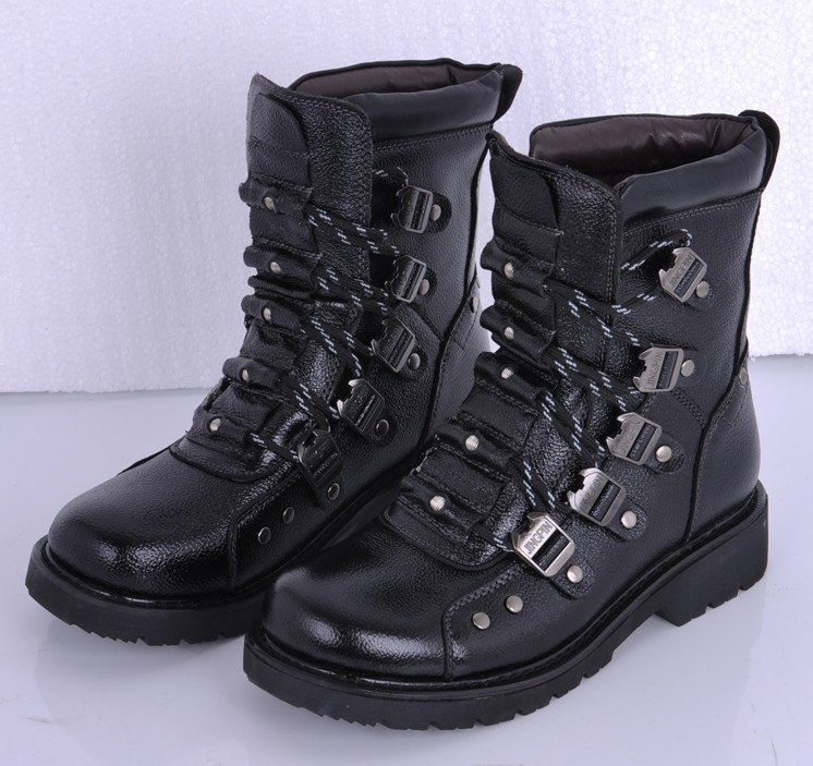 Combat Boots For Men - Cr Boot