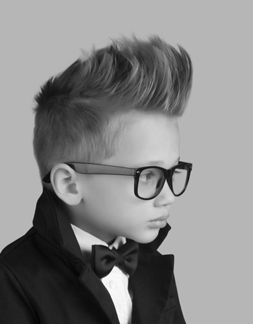 Pleasing Hairstyles For Little Boys Heey Fashion Style Hairstyles For Women Draintrainus