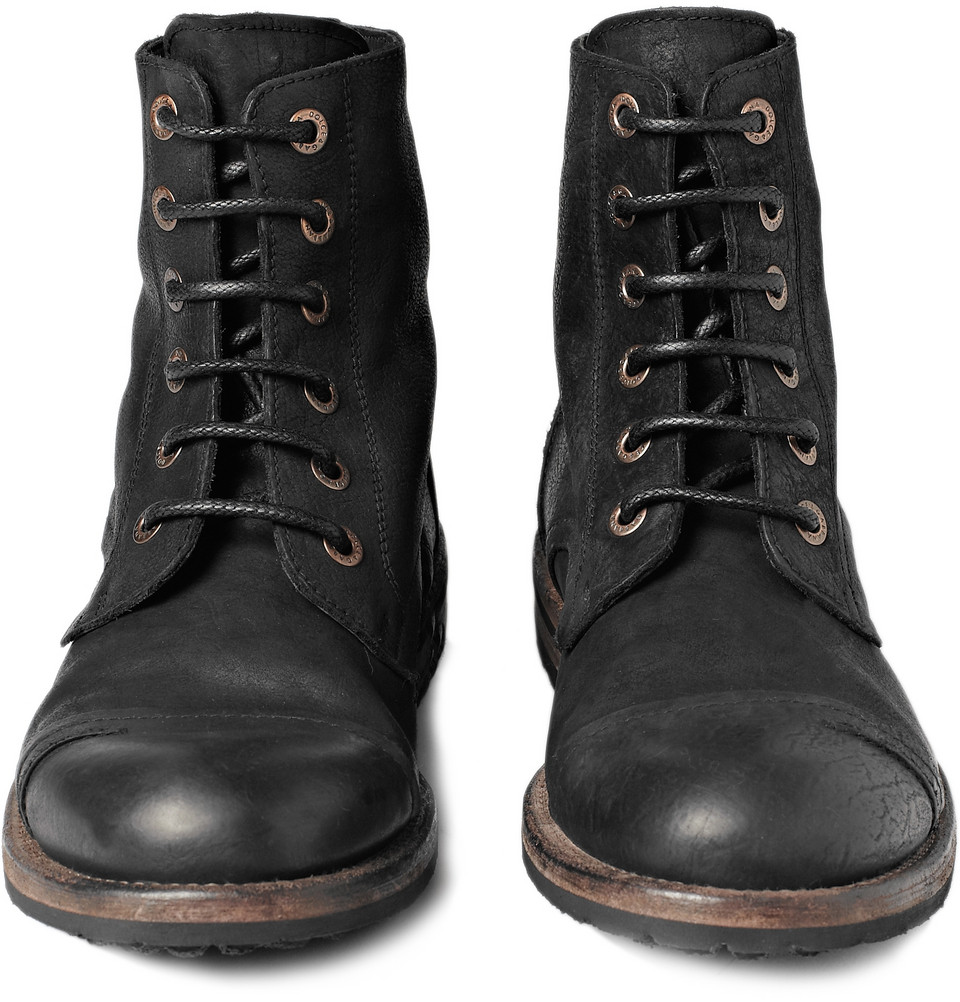 Mens Leather Boots Fashion - Heey Fashion Style