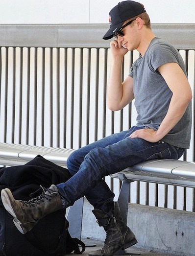Mens Combat Boots Fashion Style - Heey Fashion Style