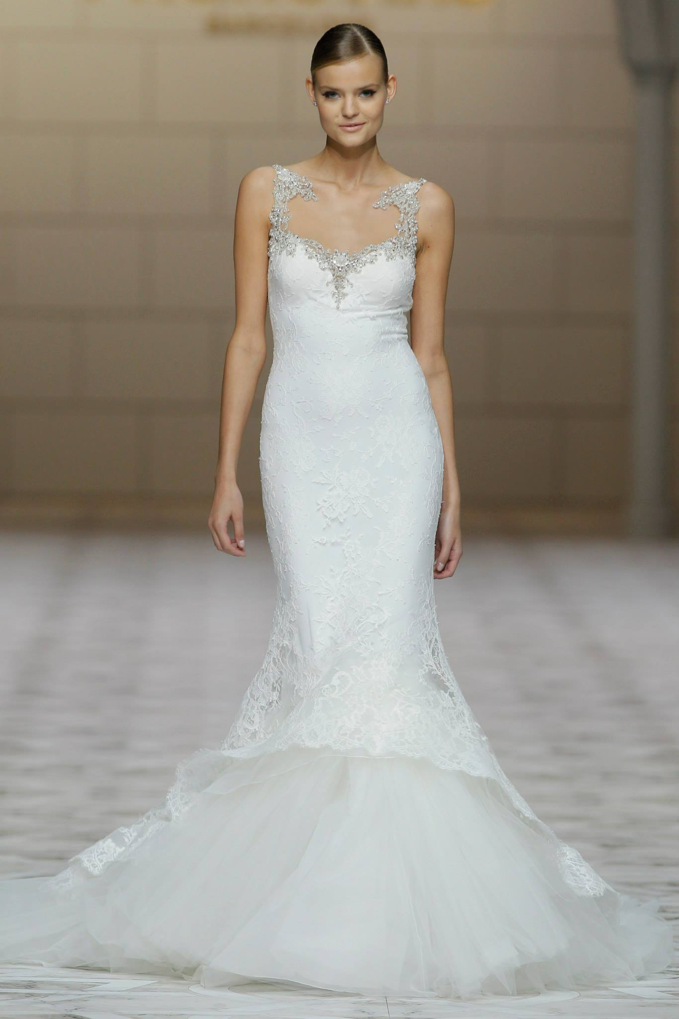 Atelier Pronovias wedding dresses 2015 bridal collection. Take a look