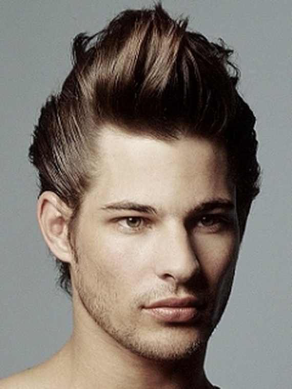 Hipster Hairstyles for Boys