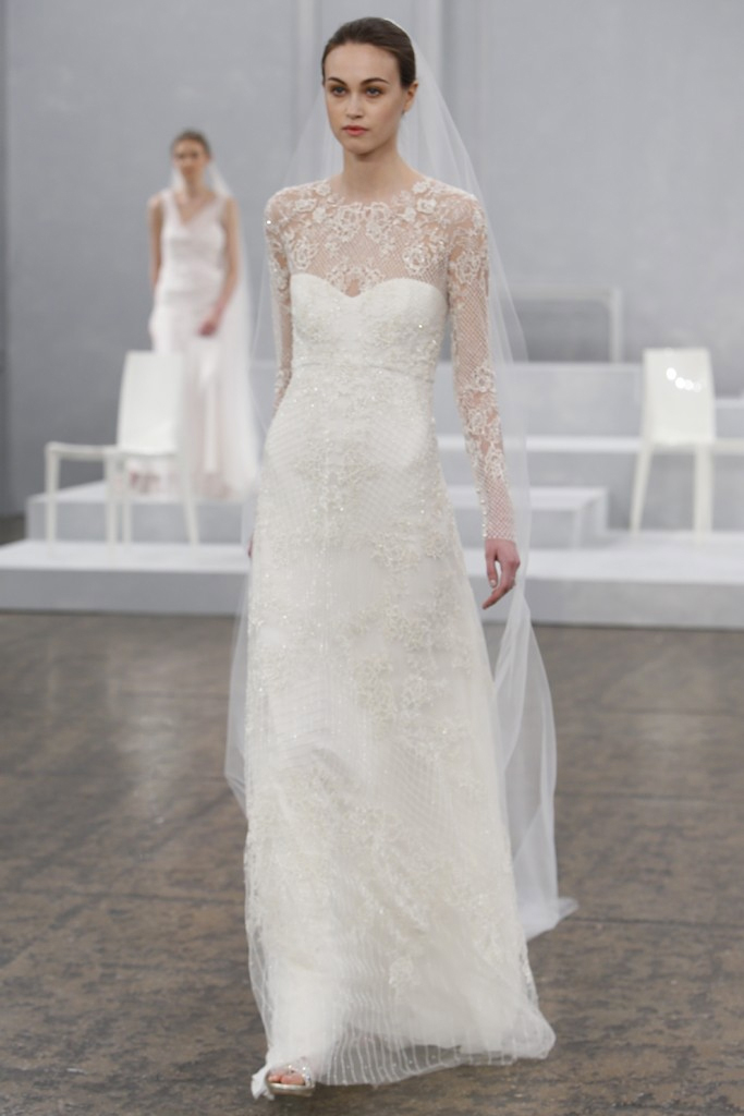 The Spring 2015 show for wedding