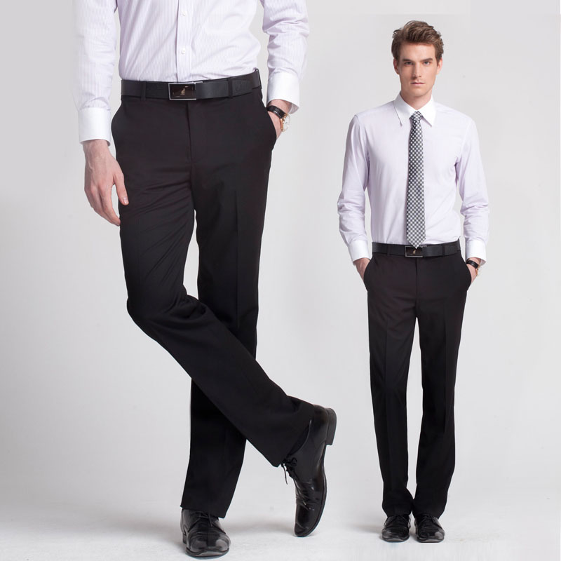 Trendy Mens Clothing – New Fashion Style of Mens Suit Pants ...