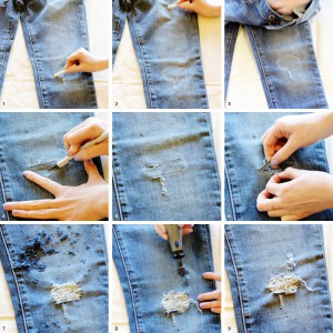 Redesigning Jeans
