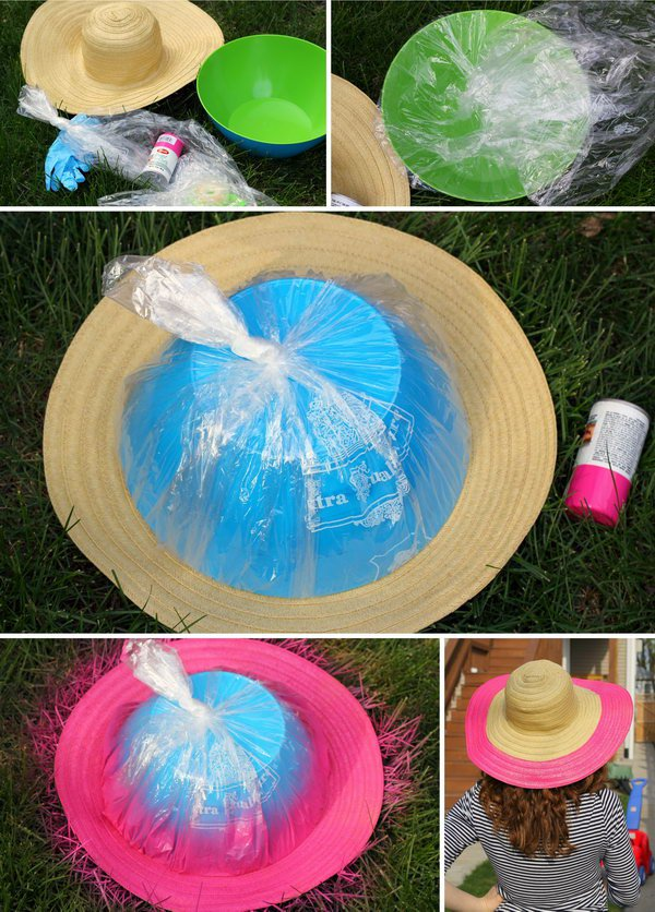 Customizing Floppy Hat 1