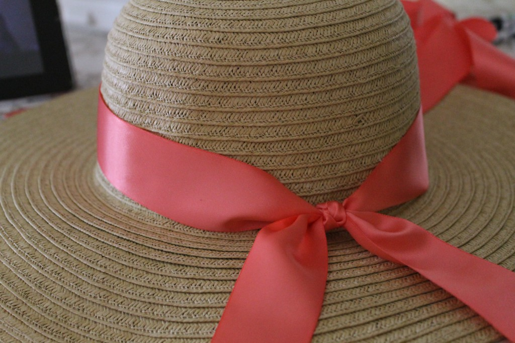 Customizing Floppy Hat 4
