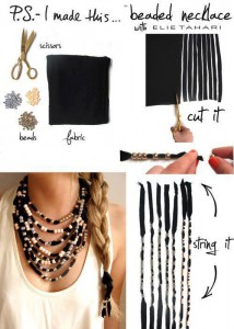 DIY NECKLACE 3