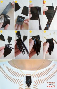 DIY NECKLACE 4