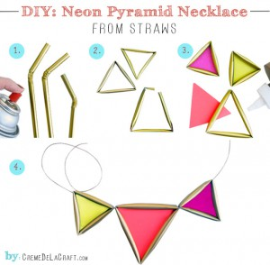 DIY NECKLACE 5