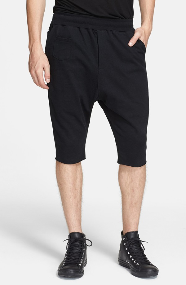 Jersey Jogger Shorts - alternative for Jeans