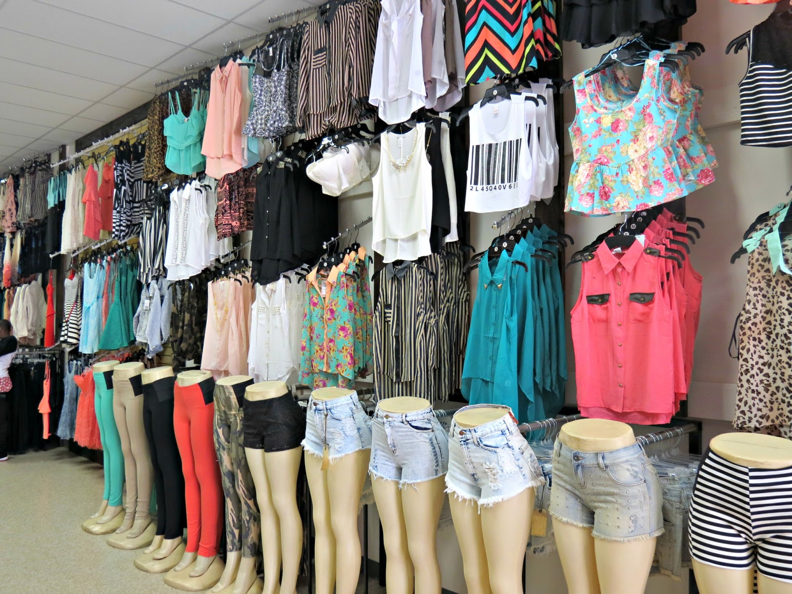 Summer Clothes Stores