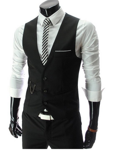 Guide on choosing a suit vest - Heey Fashion Style